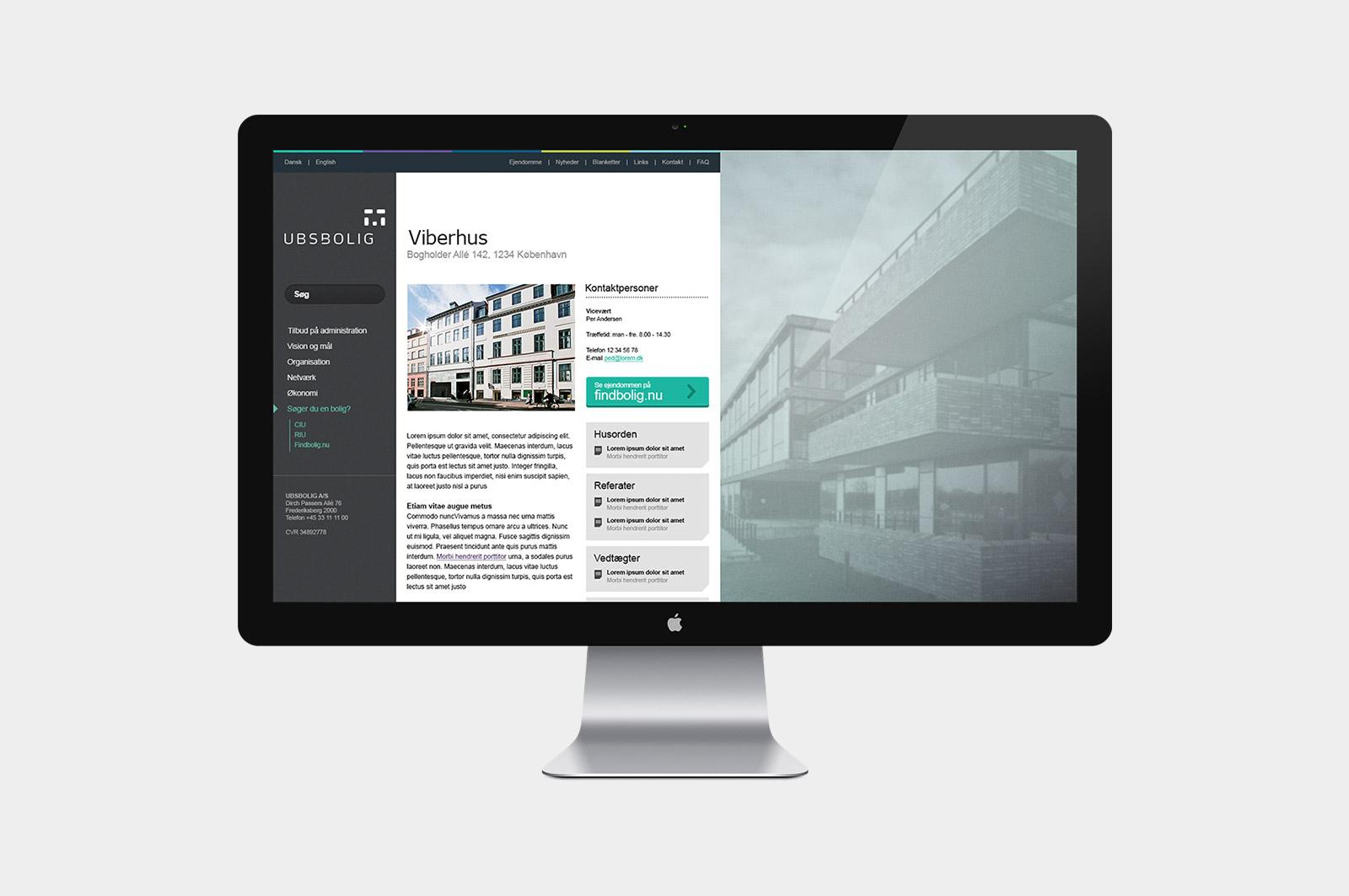 UBSBOLIG - Website