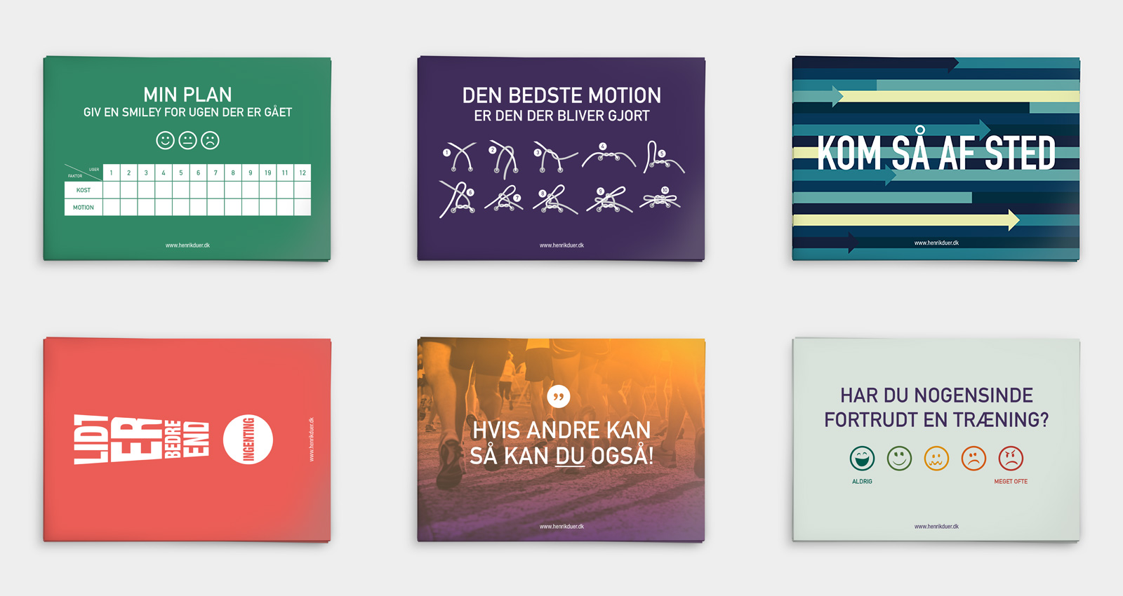 Henrik Duer - Postkort