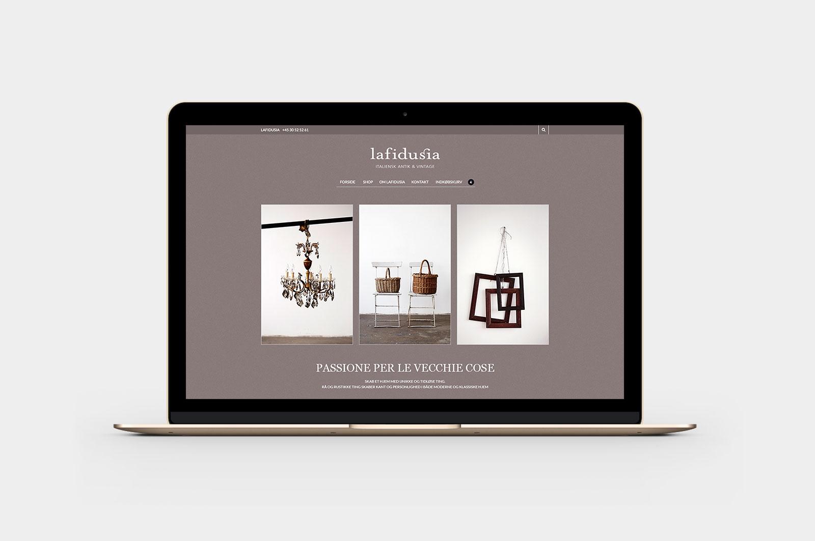 La Fidusia - Website