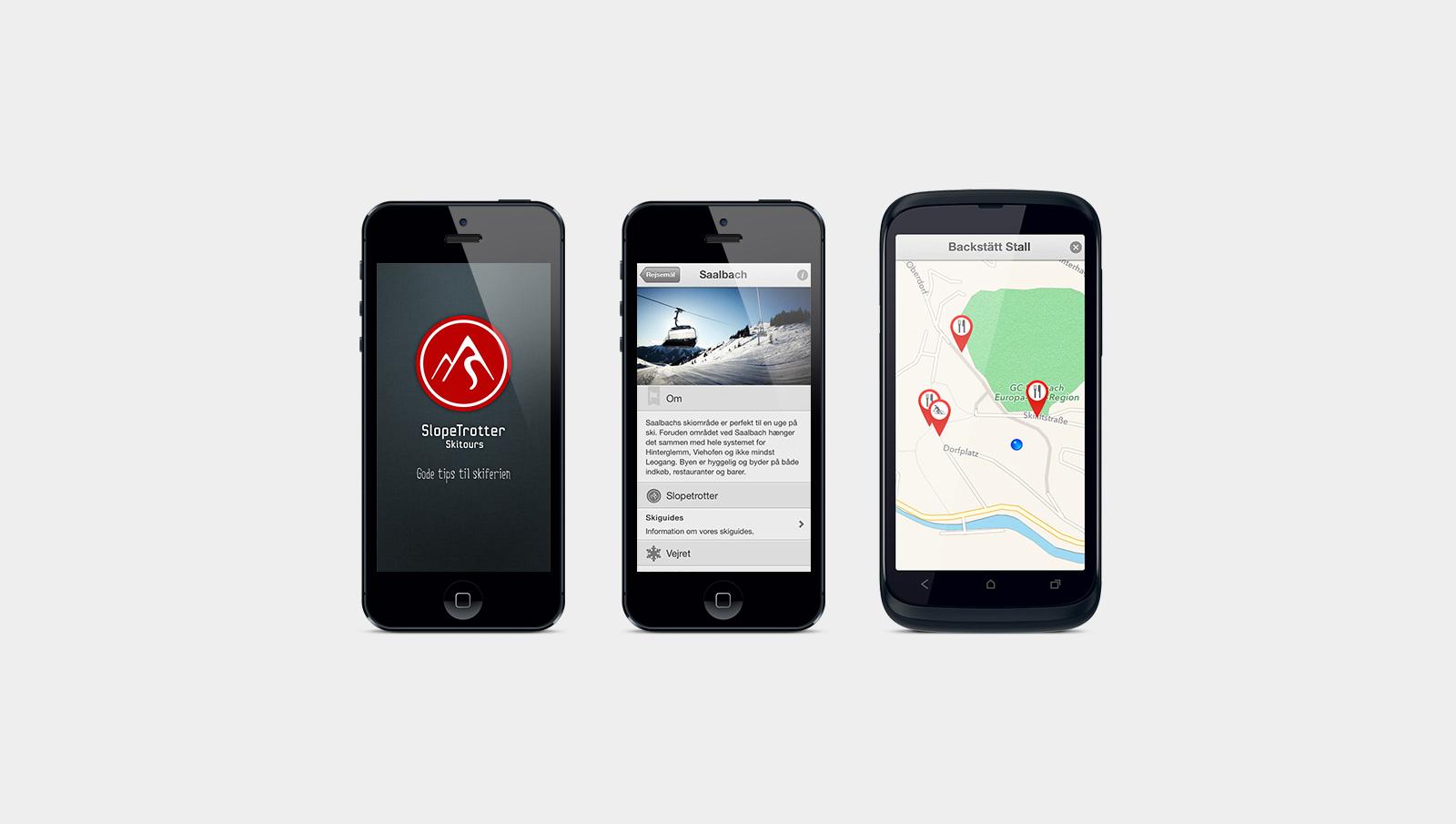 Slopetrotter Skitours - App