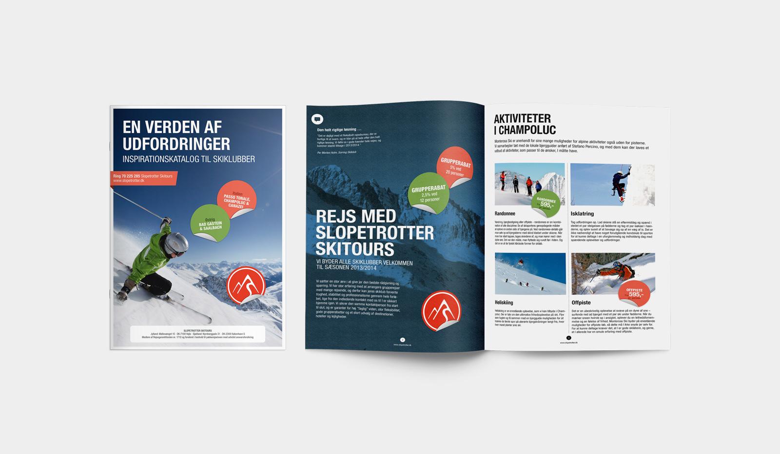 Slopetrotter Skitours - Katalog